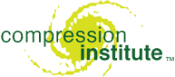 Compression-Institute-Doing-Better-With-Less-logo