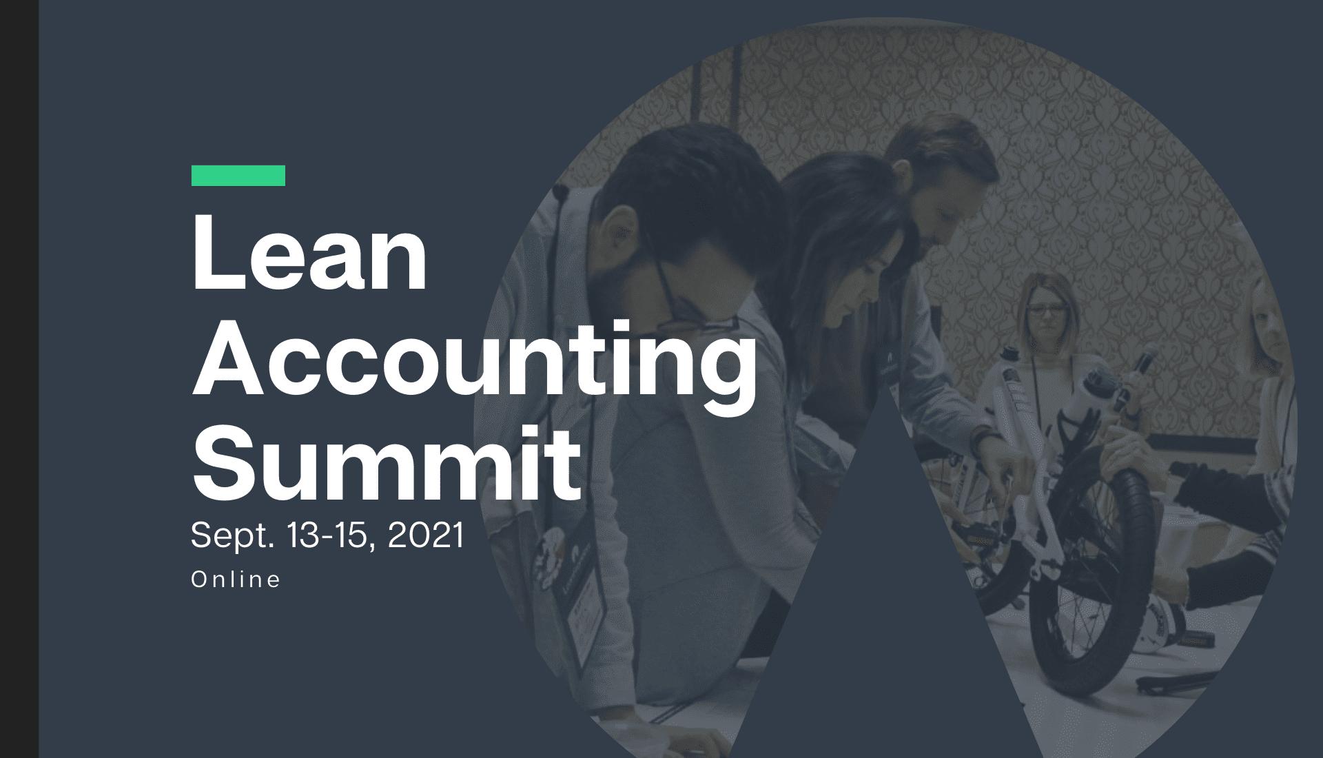 Lean Accounting Summit