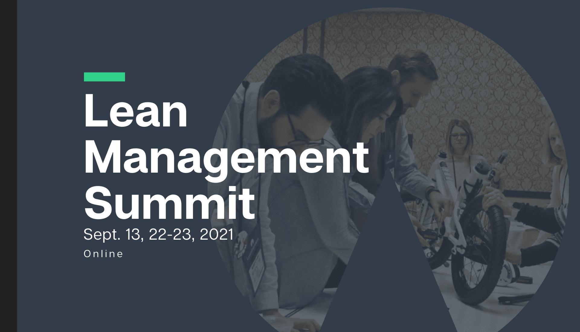 Lean Management Summit