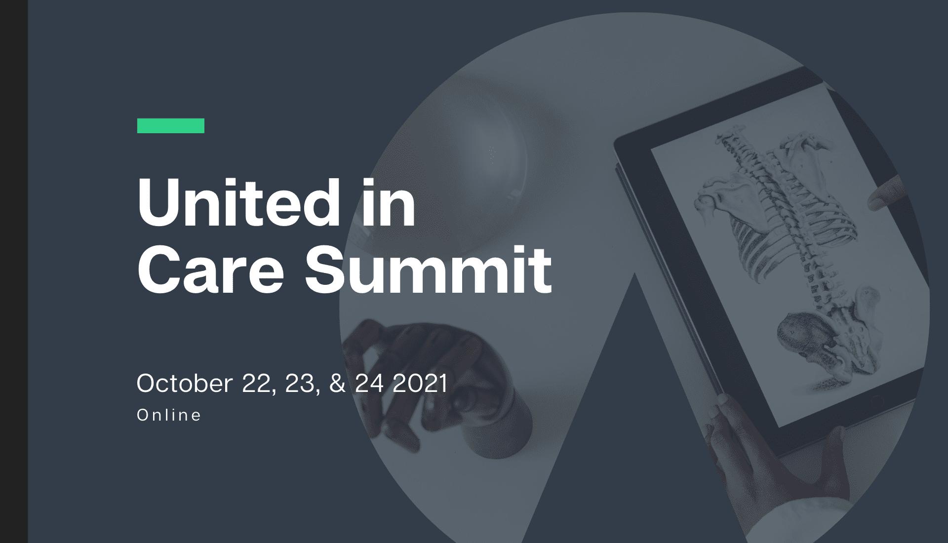 United in Care Summit