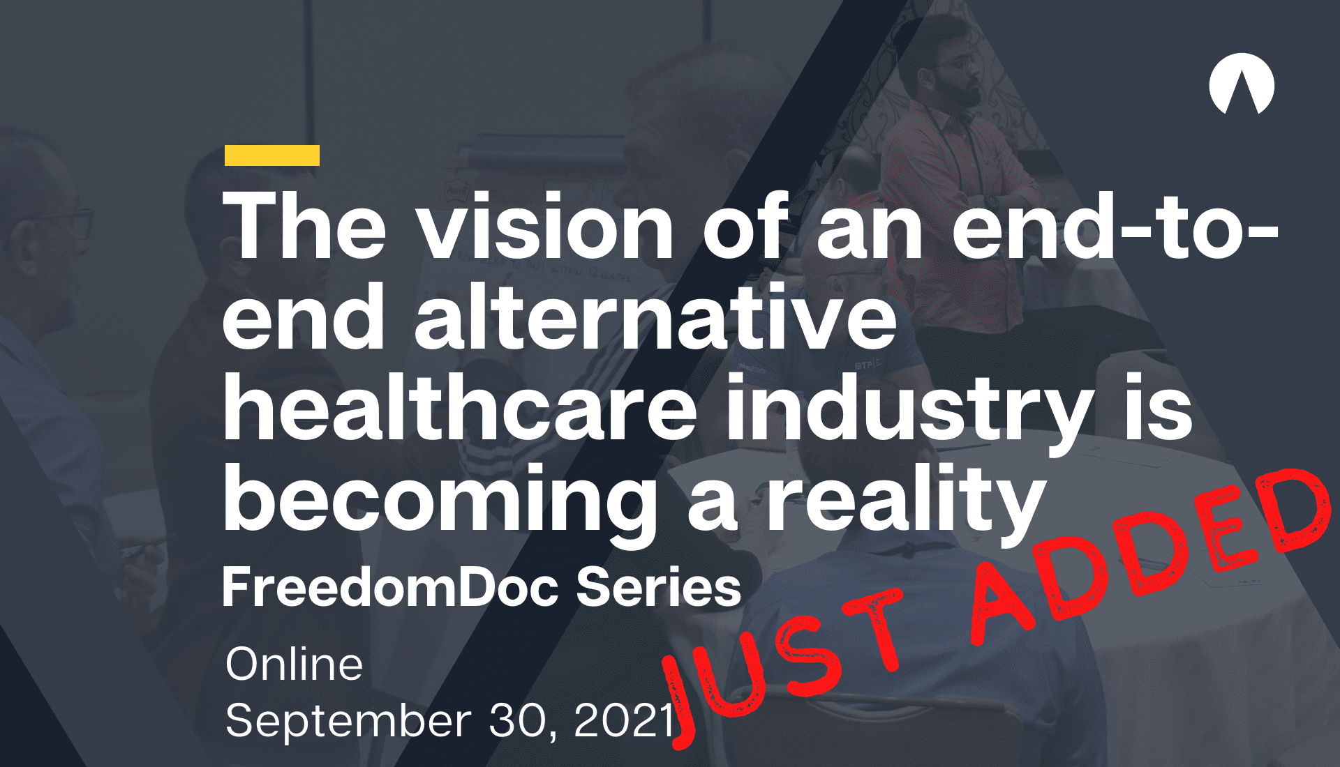 The vision of an end-to-end alternative healthcare industry is becoming a reality